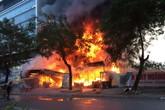 Hải Phòng: Cháy lớn ở siêu thị điện máy Hoàng Gia