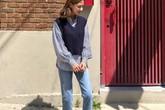 Đã tìm ra kiểu quần jeans vô địch về hack tuổi nhưng vẫn thanh lịch