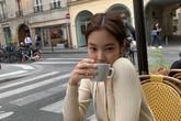 Bình thường là thế nhưng tóc búi thấp lại đang được idol Hàn sủng nịnh, càng ngắm càng sang