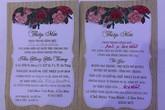 Kiểm điểm nữ trưởng đoàn ĐBQH làm đám cưới rình rang cho con