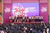 Duy Mạnh được fan tổ chức sinh nhật ở trường THCS Marie Curie
