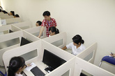 Thi THPT Quốc gia trên máy tính: Kết quả có luôn sau khi thi