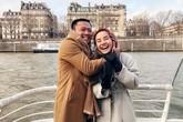 Vy Oanh mãn nguyện bên chồng đại gia