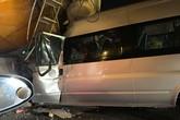 Sức khỏe tài xế xe đưa đón học sinh trường Gateway đâm vào đuôi xe bồn dừng đèn đỏ giờ ra sao?