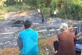 Phát hiện thi thể người đàn ông chết cháy trong rừng ở Phú Thọ