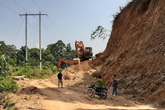 """Lang Chánh (Thanh Hóa): Huyện bị kiểm điểm, dự án vẫn """"rùa"""" mặc dân nghèo chờ đợi"""