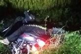 Hòa Bình: Nam thanh niên chết gục cạnh xe máy trước cổng trường mầm non