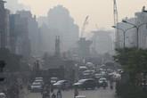 Giữa tâm điểm ô nhiễm không khí, đường phố Hà Nội trông sẽ ra sao?