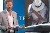 Hoàng tử Harry gây khó chịu vì đi máy bay tư nhân để bảo vệ mẹ con Meghan Markle