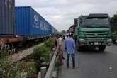 Hà Nội: Một người đàn ông bị tàu hỏa tông tử vong