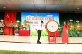 """Trường tiểu học Lê Quý Đôn (Hà Đông, Hà Nội) hân hoan chào đón 460 """"sinh viên đại học chữ to"""""""