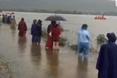 Đi thả lưới, hai người đàn ông ở Hà Tĩnh bị lật thuyền tử vong