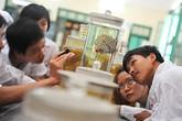 Điều đặc biệt trong lễ khai giảng không khoe thành tích, chỉ nhắc lời 'cảnh tỉnh' tại trường đại học 'ba điểm 9' khó nhất Việt Nam