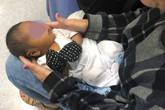 Bỏ trẻ sơ sinh 6 ngày tuổi vào túi xách để bay lậu