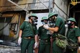 Công ty Rạng Đông gian dối về phát tán thuỷ ngân độc hại sau vụ cháy kinh hoàng