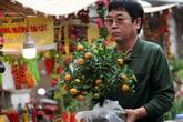 Người Hà Nội bồi hồi nhớ lại Tết thời thơ ấu tại chợ hoa cổ Hàng Lược
