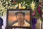 Nghẹn ngào lời đồng nghiệp trong sổ tang nghệ sĩ Lê Bình