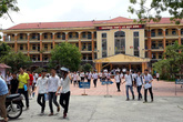 Tuyển sinh lớp 10 ở Thái Bình: Lộ môn thi đầu tiên có điểm 10
