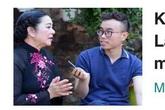 """""""Ni cô Huyền Trang"""" khởi kiện đơn vị """"ăn cắp"""" hình ảnh để quảng cáo thuốc trị hói"""