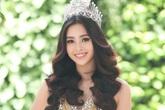 """Hoa hậu Tiểu Vy """"bận đến mức không có thời gian để yêu''"""