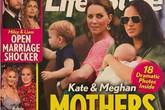 Thực hư chuyện Meghan Markle mắng mỏ chị dâu không biết cách làm mẹ khiến Công nương Kate ôm hận trong lòng