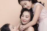 Thanh Hương nói về 2 cô con gái xinh như thiên thần: 'Với các con, tôi là thần tượng'