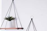 Những thiết kế kệ treo tường để đồ vật nhỏ xinh dành riêng cho những ai thích phong cách vintage