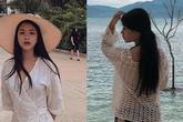 Con gái 15 tuổi của nghệ sĩ Chiều Xuân khoe ảnh áo tắm nóng bỏng
