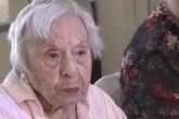 Muốn sống lâu, sống khỏe hãy học cách cụ bà 107 tuổi này làm?