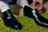 Nếu thấy chồng đi giày đen với tất trắng, vợ phải chấn chỉnh lại ngay!