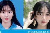 Nữ sinh 2K1 Lào Cai được dân mạng gọi là 'hot girl ảnh thẻ'