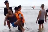 5 du khách chết khi tắm biển Bình Thuận