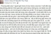 Bảo mẫu của con trai Thu Thủy lên tiếng về Kin Nguyễn hậu lùm xùm cấu tay: 'Ba dượng không bao giờ được như ba ruột'