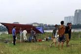 Tìm thấy thi thể nữ sinh nhảy cầu Vĩnh Tuy