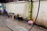 Dây điện rơi khiến khách uống cà phê ở Sài Gòn bị giật tử vong