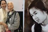 NSND Lan Hương gây xôn xao với dung nhan thời thiếu nữ