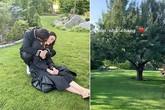 Hồ Ngọc Hà tung ảnh nhõng nhẽo bạn trai Kim Lý khiến fan phấn khích