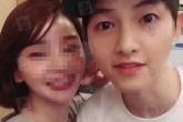 Song Joong Ki bất ngờ lộ diện bên cô gái lạ sau thời gian ở ẩn từ vụ ly hôn Song Hye Kyo