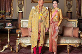 Hoàng gia Thái bất ngờ công bố hình ảnh, tiểu sử của Hoàng quý phi