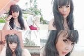 'Em bé Hà Nội' Lan Hương gây sốc với nhan sắc khác lạ