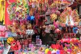 Trung thu năm nay đồ chơi truyền thống lên ngôi, tiêu thụ gấp đôi so với đồ chơi ngoại nhập