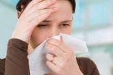 Cách đơn giản trị viêm mũi dị ứng