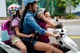 Trong khi chồng cũ hạnh phúc chào đón em bé sắp chào đời, Hồng Nhung lại thảnh thơi dành thời gian bên 2 'thiên thần' nhỏ
