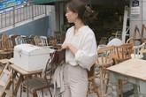 """5 kiểu áo trắng """"trường tồn"""" trong tủ đồ của chị em công sở"""