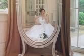 Phương Nga đăng ảnh diện váy cưới xinh đẹp khiến fan hối thúc chuyện cưới xin với Bình An