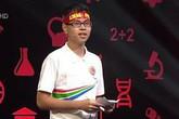 Chân dung nhà vô địch Olympia Trần Thế Trung