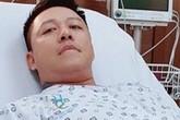Ca sĩ Tuấn Hưng nhập viện, bị hở van tim