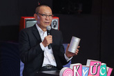 Lại Văn Sâm gặp sự cố, NSND Hồng Vân hài hước nói: 'Không một MC lão làng nào lại sai lầm nghiêm trọng như vậy'