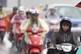 Hà Nội đón mưa rào, ô nhiễm không khí có thể giảm