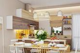 Những phòng ăn mang phong cách hiện đại nhìn là mê